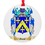 Guest Round Ornament