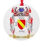 Guerrero Round Ornament