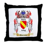 Guerrero Throw Pillow