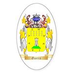 Guerra Sticker (Oval 10 pk)