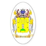 Guerra Sticker (Oval 50 pk)