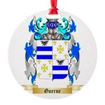 Guerne Round Ornament