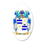 Guerinon 20x12 Oval Wall Decal