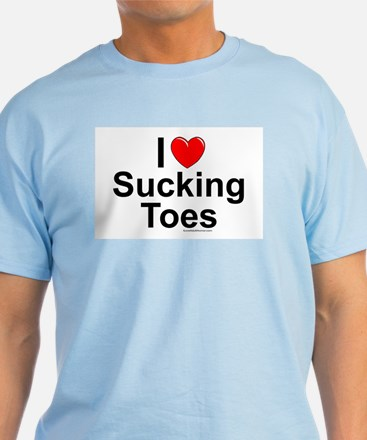 Sucking Toes T-Shirt