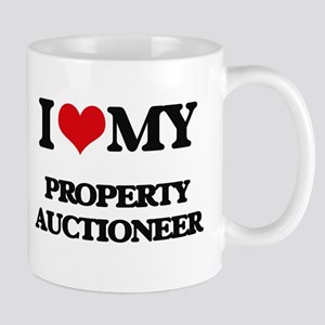 I love my Property Auctioneer Mugs