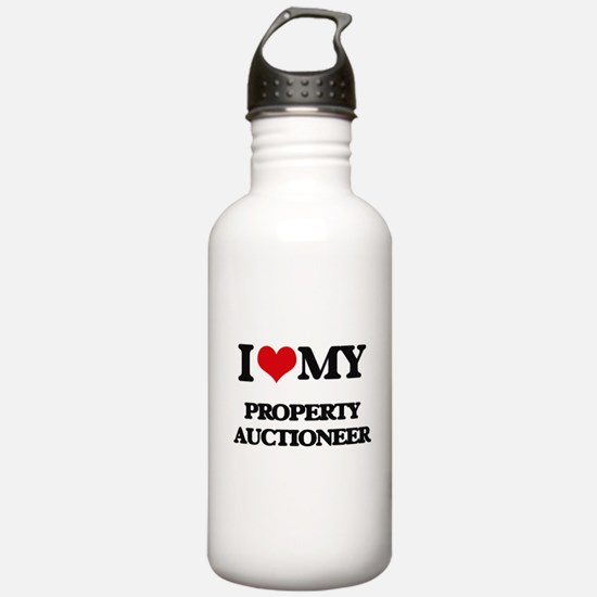 I love my Property Auc Water Bottle