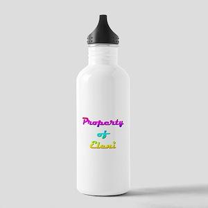 Property Of Eleni Female Water Bottle