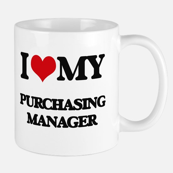I love my Purchasing Manager Mugs