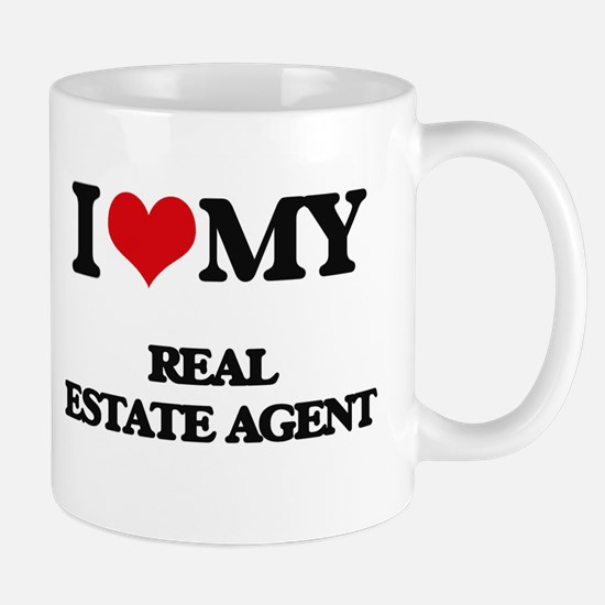 I love my Real Estate Agent Mugs