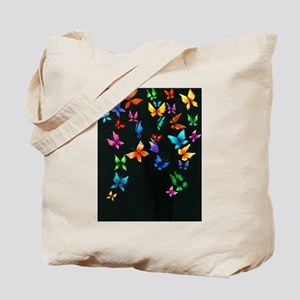 Butterfly Artwork Tote Bag