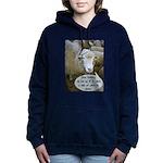 dontewe102408 Women's Hooded Sweatshirt