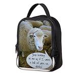 dontewe102408 Neoprene Lunch Bag