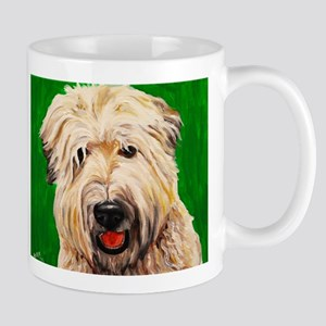 Wheaten Terrier Mug Mugs