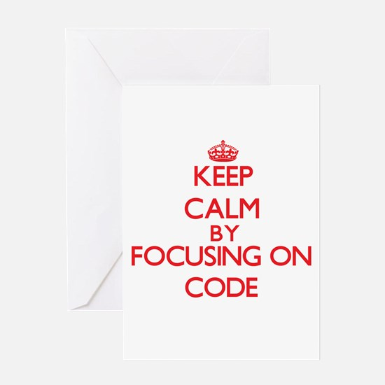 Code Greeting Cards