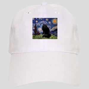 Starry Night /Persian (bl) Cap