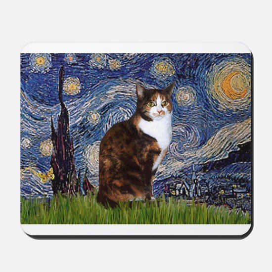 TILE-Starry-CalicoSH.png Mousepad