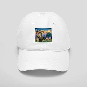 St Francis / Siamese Cap