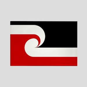 Maori Flag Rectangle Magnet