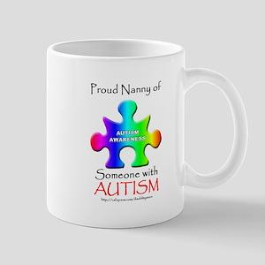 Proud Nanny Mug