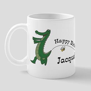 Happy Birthday Jacqueline (ga Mug