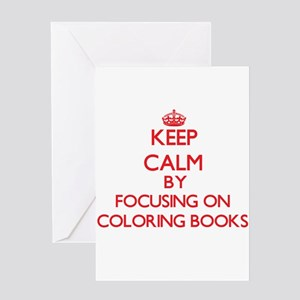 Coloring Books Greeting Cards