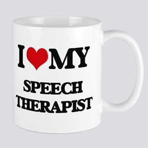 I love my Speech Therapist Mugs