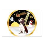 Night Flight/Beagle #2 Postcards (Package of 8)