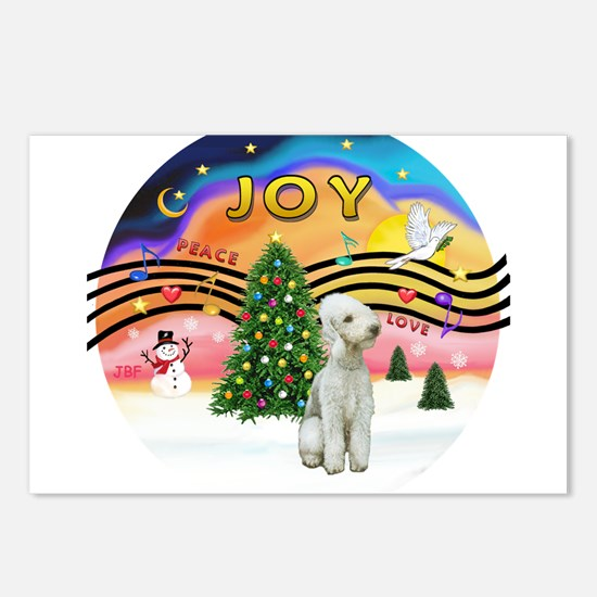 XMusic2 - Bedlington Terrier Postcards (Package of
