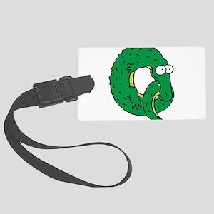 Alligator Q Luggage Tag