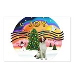 XMusic2-BrittanySpaniel Postcards (Package of 8)