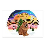 XMusic2-Chow Chow Postcards (Package of 8)