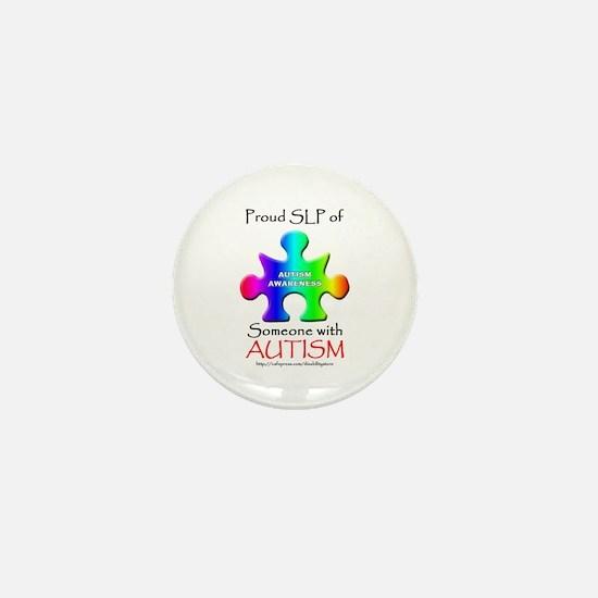 Proud SLP Mini Button