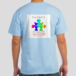 Proud SLP (backprint) Light T-Shirt