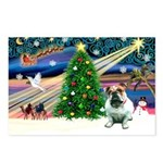Xmas Magic / EBD Postcards (Package of 8)