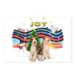 XMusic1 - Two Wire Fox Terriers Postcards (Pac