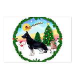 Take Off1/German Shepherd Postcards (Package of 8)