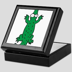 Alligator I Keepsake Box