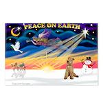 XmasSunrise/Lakeland T Postcards (Package of 8)