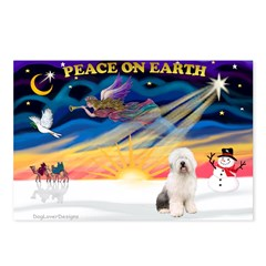 XmasSunrise/OES #3 Postcards (Package of 8)
