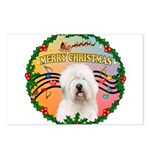 XmasMusic 3/OES #3 Postcards (Package of 8)