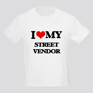 I love my Street Vendor T-Shirt