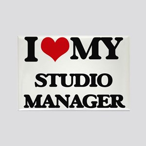 I love my Studio Manager Magnets