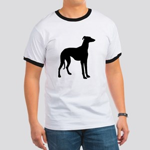 Greyhound Silhouette T-Shirt