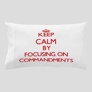 Commandments Pillow Case