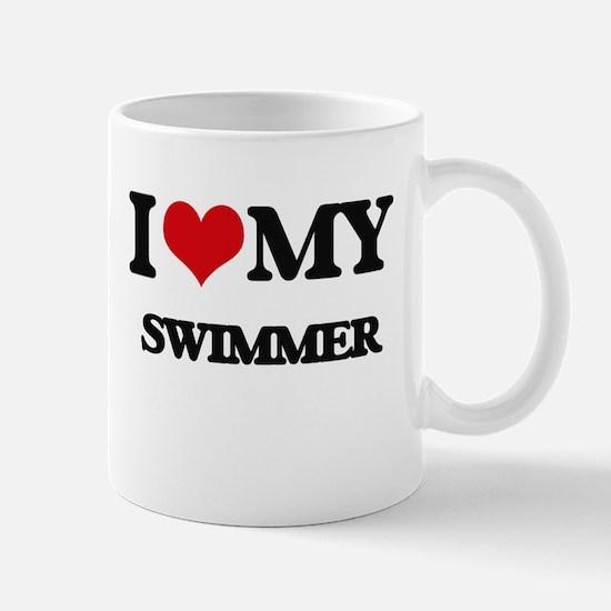I love my Swimmer Mugs