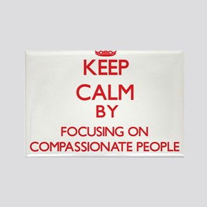 Compassionate People Magnets