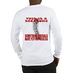 No Backbone Anti-Liberal Long Sleeve T-Shirt