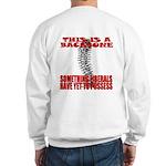 No Backbone Anti-Liberal Sweatshirt