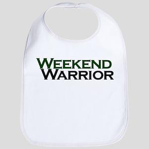 Weekend Warrior Bib