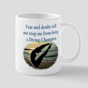 INSPIRING DIVER Mug